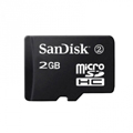 Memory card - 2GB Sandisk Micro SD/ T-Flash Memory Card