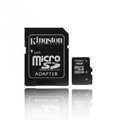 Memory card - 4GB Kingston Micro SD/ T-Flash Memory Card